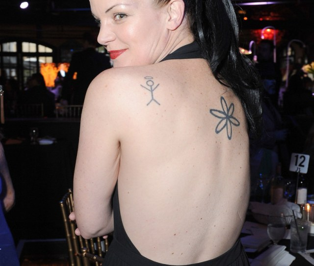 Pauley Perrette Sexy