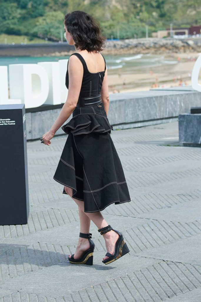 Eva Green Attends The Proxima Photocall During The 67th