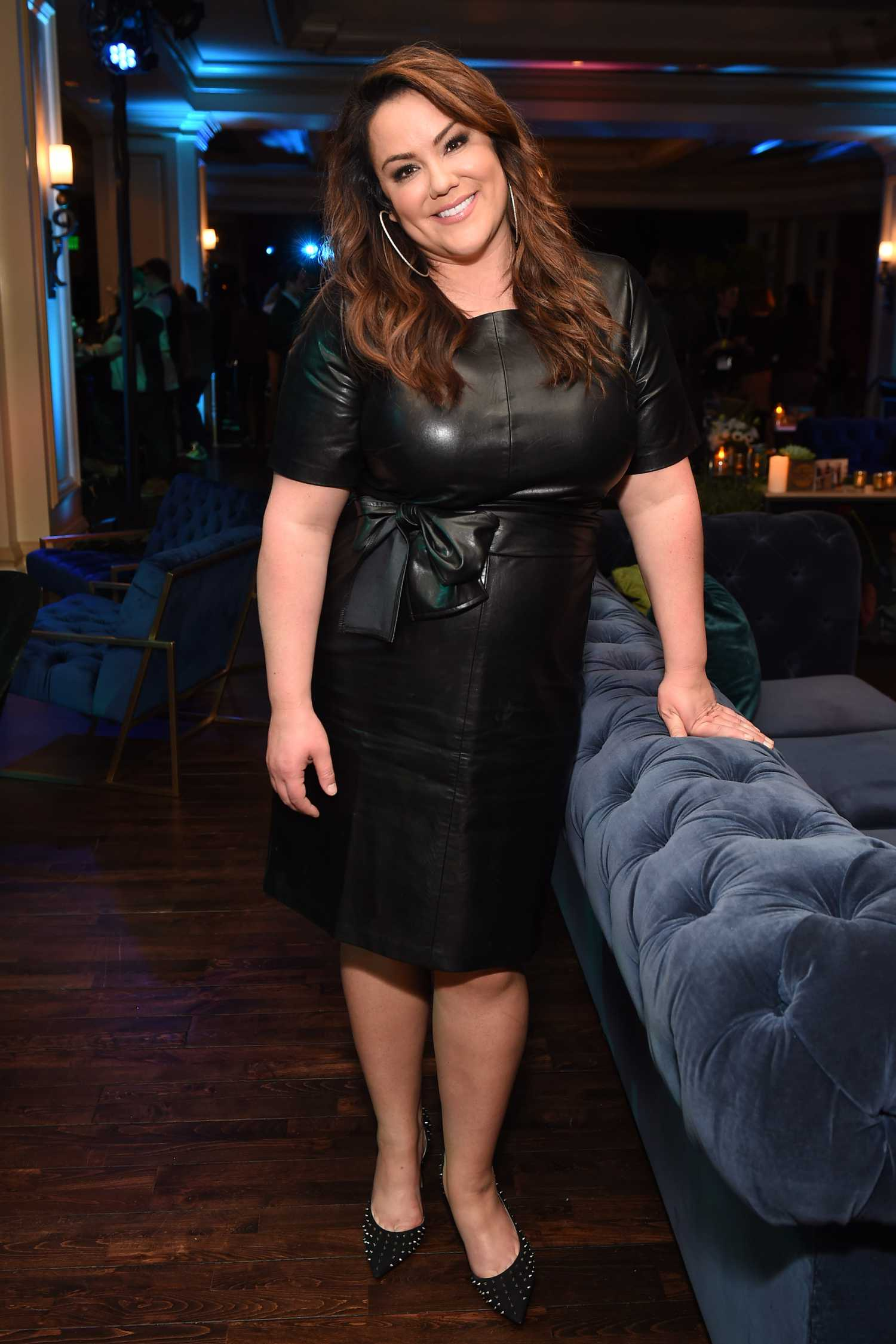 Katy Mixon Attends The Abc Television S Winter Press Tour