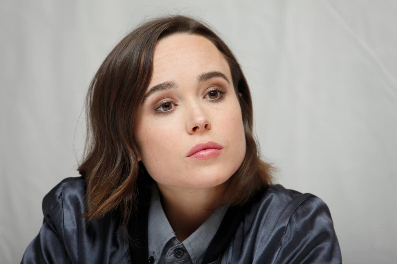 Ellen Page Freeheld Photocall Celeb Donut