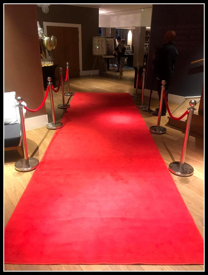 Red Carpet Entrance from The Event Squad