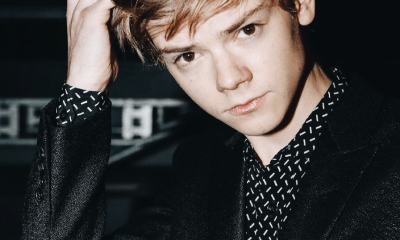 Thomas Sangster, the British Actor and Model