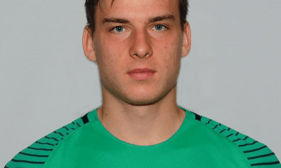 Andriy Lunin, The Ukrainian professional football player