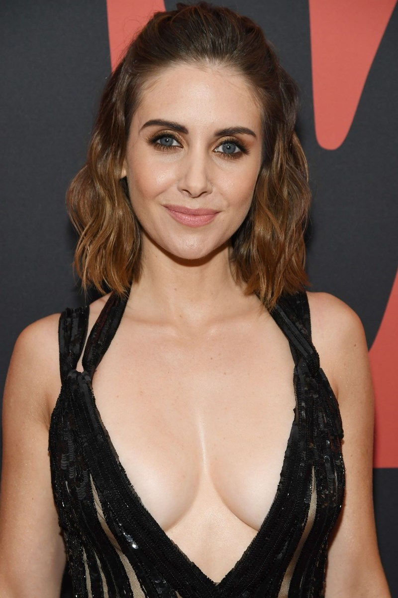 Alison Brie Nude Video Compilation