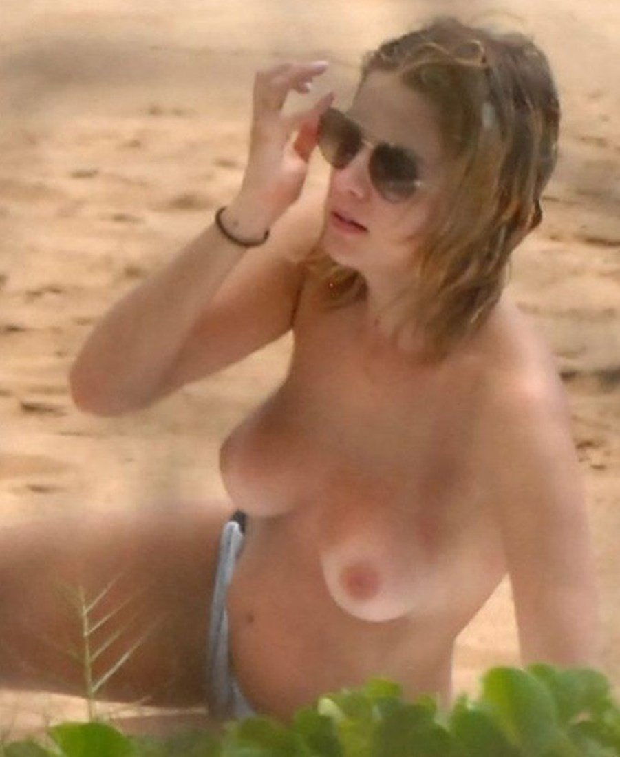 Ashley Benson Nude Titties Compilation