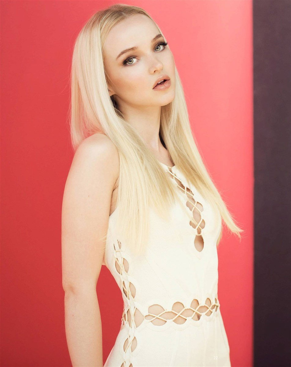 Dove Cameron Nude Outtake Photo