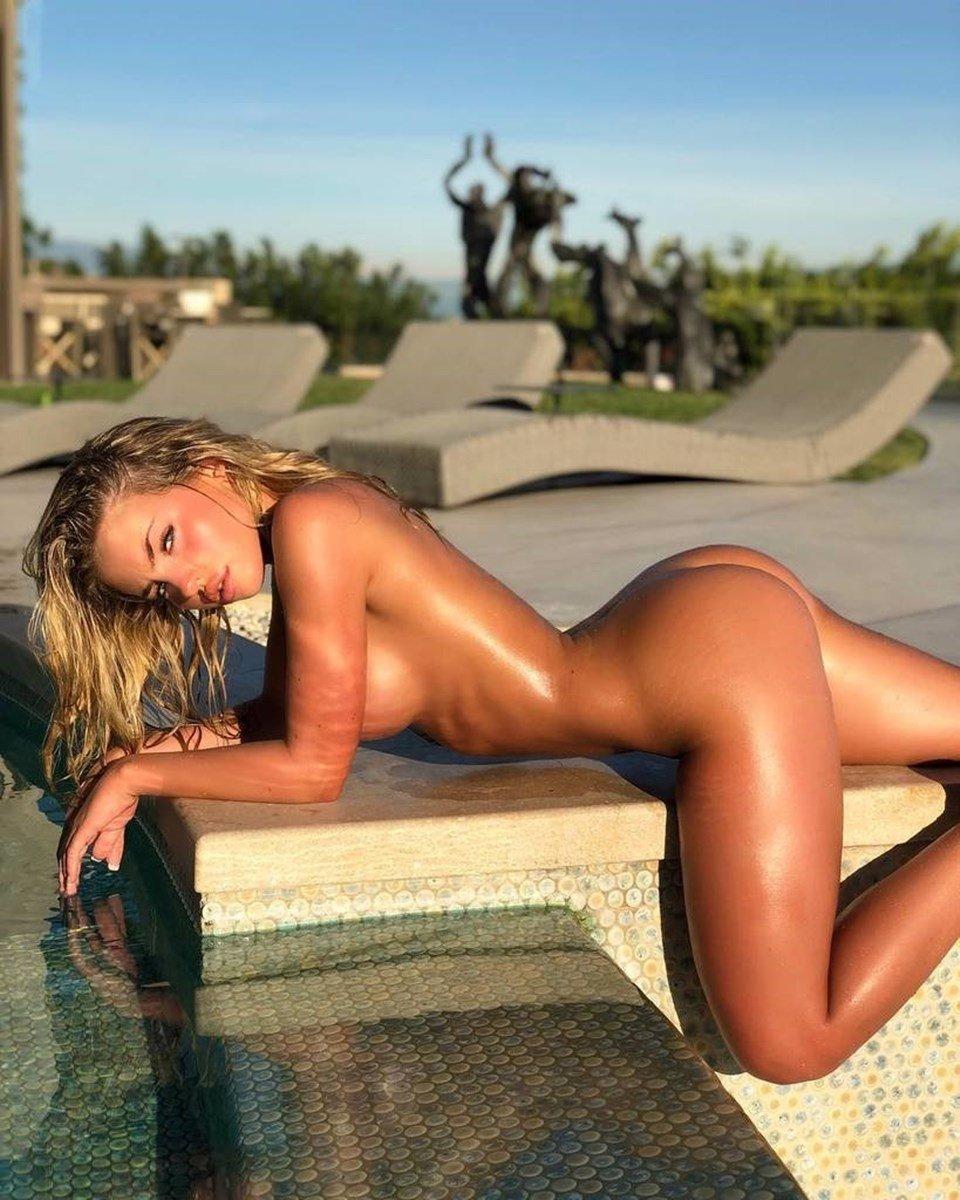 Emma Kotos Nude Tits And Ass Photos Collection