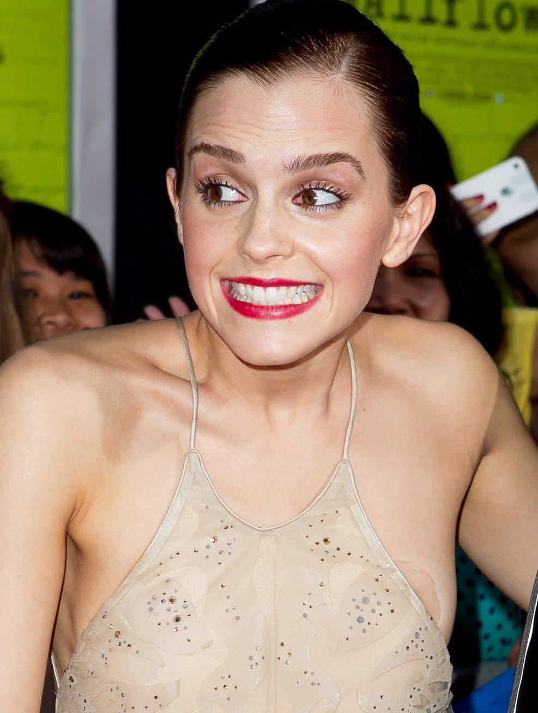 Emma Watson Nipple Slips Compilation