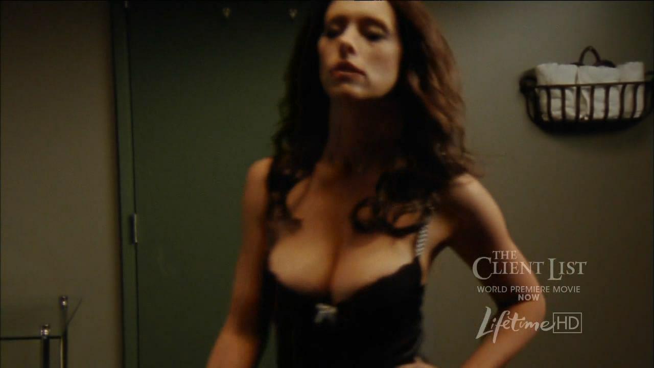 Jennifer Love Hewitt In Lingerie Sexy Again
