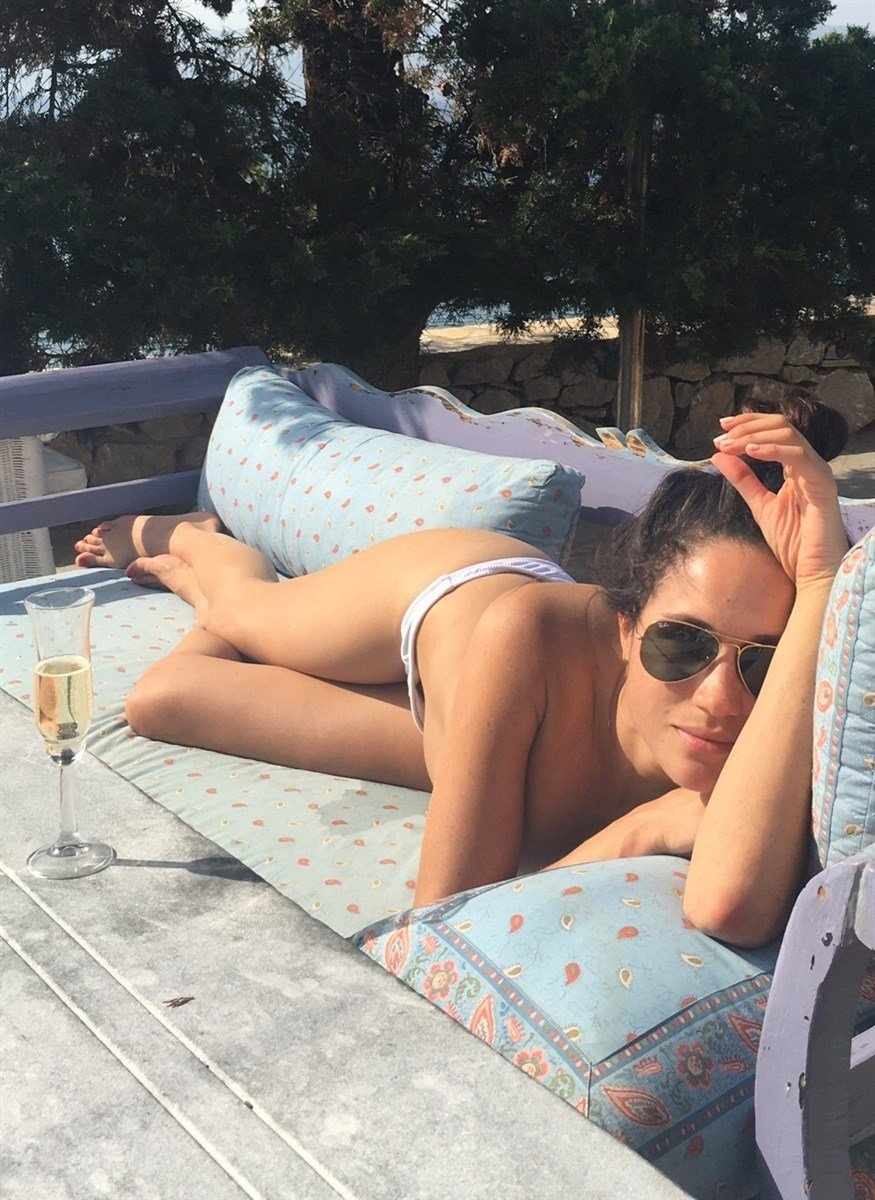Meghan Markle Nude Video And Photos Leaked