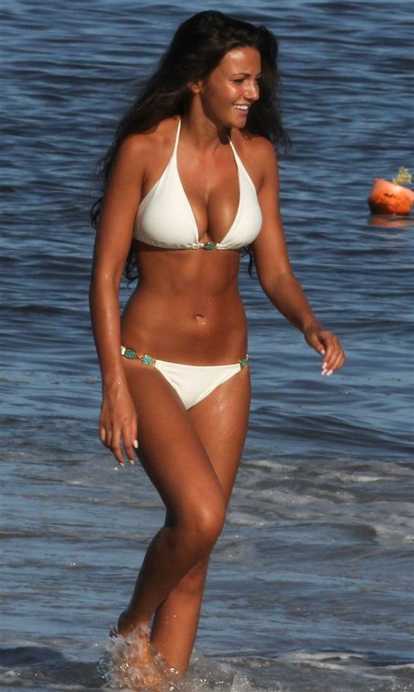 Michelle Keegan Has The Best British Bikini Body