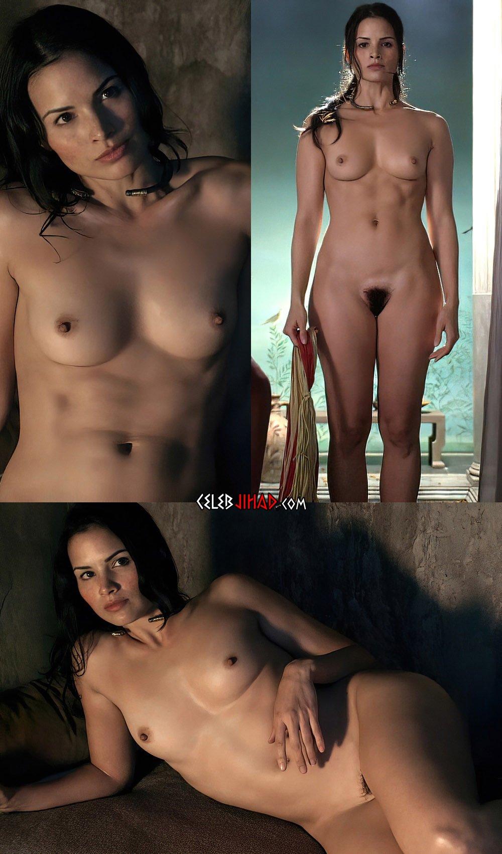 A.I. Enhanced Celebrity Nudes Vol. 3