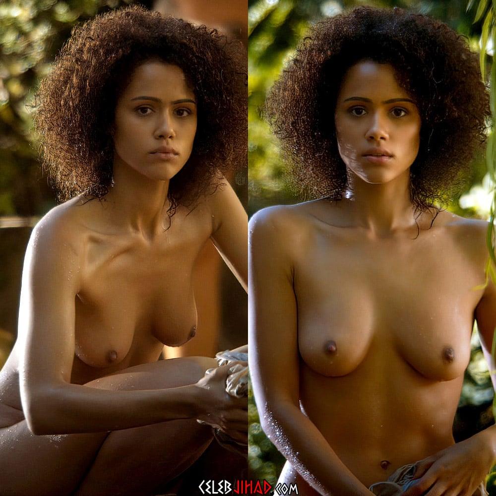 Nathalie Emmanuel Nude Scenes Remastered And Enhanced