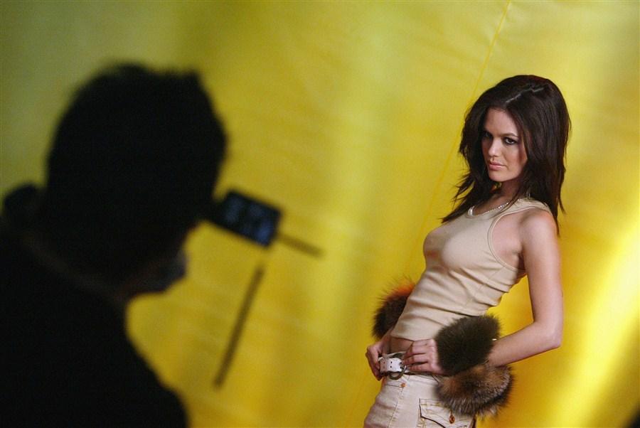 Rachel Bilson Photo Shoot Outtakes