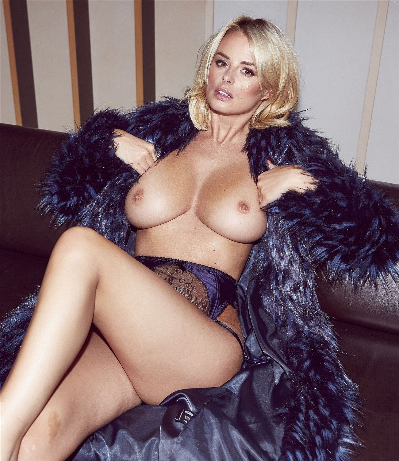 Rhian Sugden Nude Outtakes Show Her Pussy For The First Time