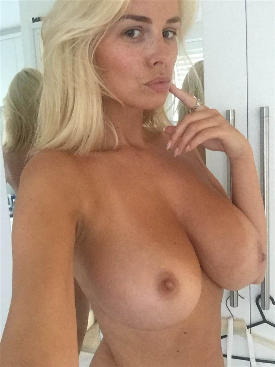 Rhian Sugden Fully Nude Photos Leaked