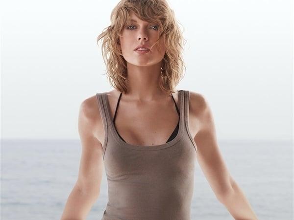 Taylor Swift's Beach Photo Shoot For GQ Magazine