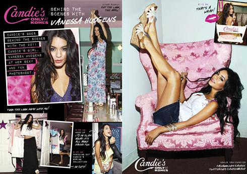 Vanessa Hudgens Prostitutes Herself For Candie's