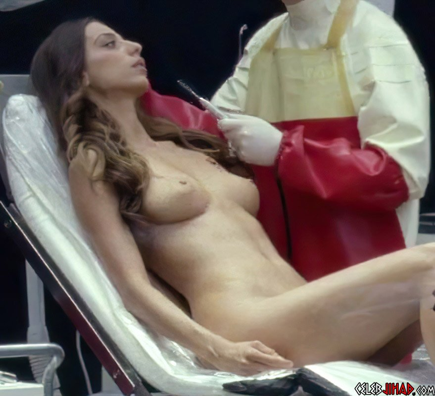 Angela Sarafyan Nude Scenes Compilation Enhanced