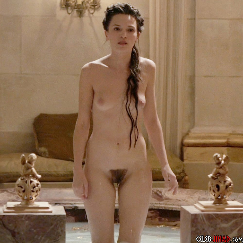 "Anna Brewster Nude Sex Scene From ""Versailles"""