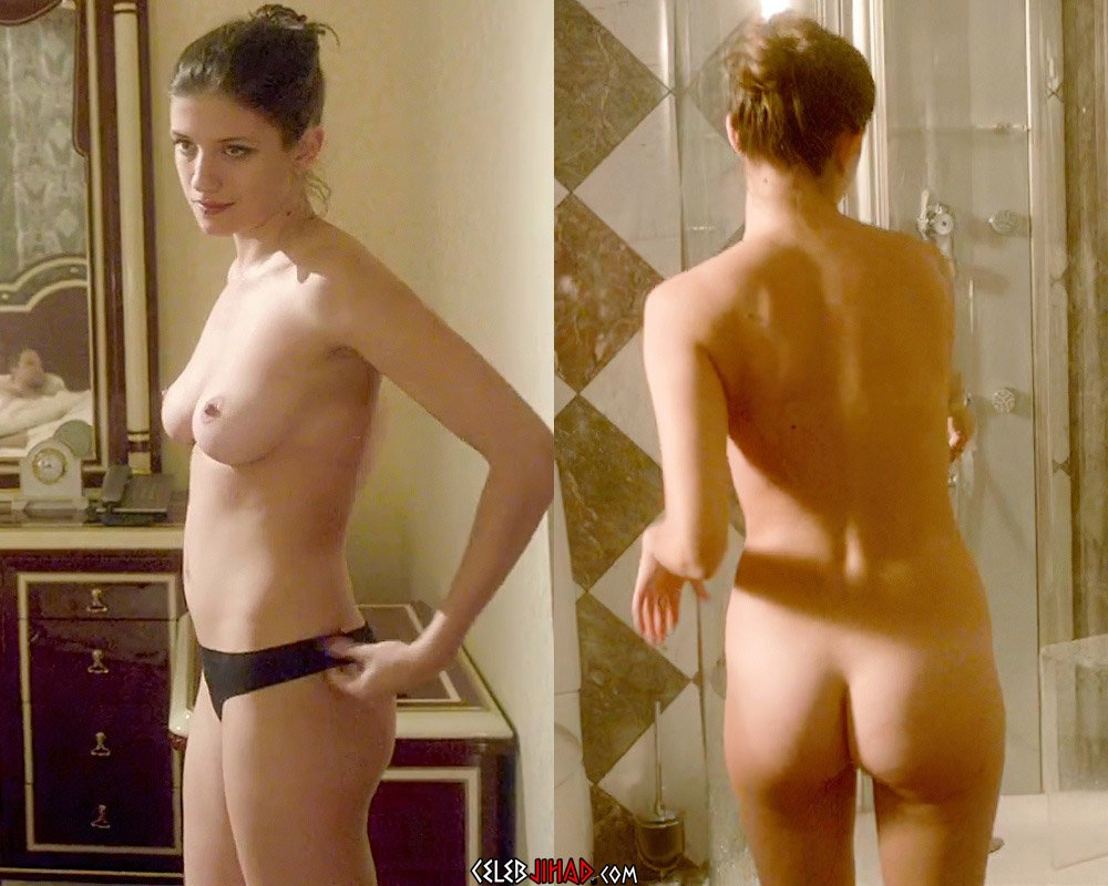 "Anna Chipovskaya Nude Scenes From ""About Love"""