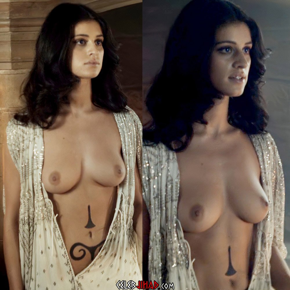 "Anya Chalotra Nude From ""The Witcher"" Season One Color-Corrected"