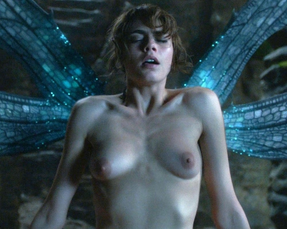 "Cara Delevingne Nude Sex Scene From ""Carnival Row"""
