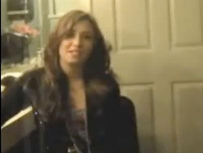 Demi Lovato Smuggles Video Camera Into Rehab