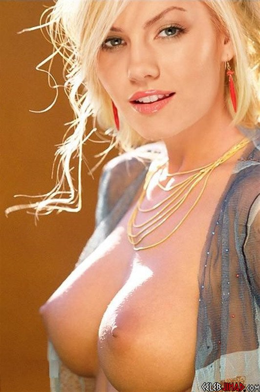 Elisha Cuthbert Nude And Compilation Video