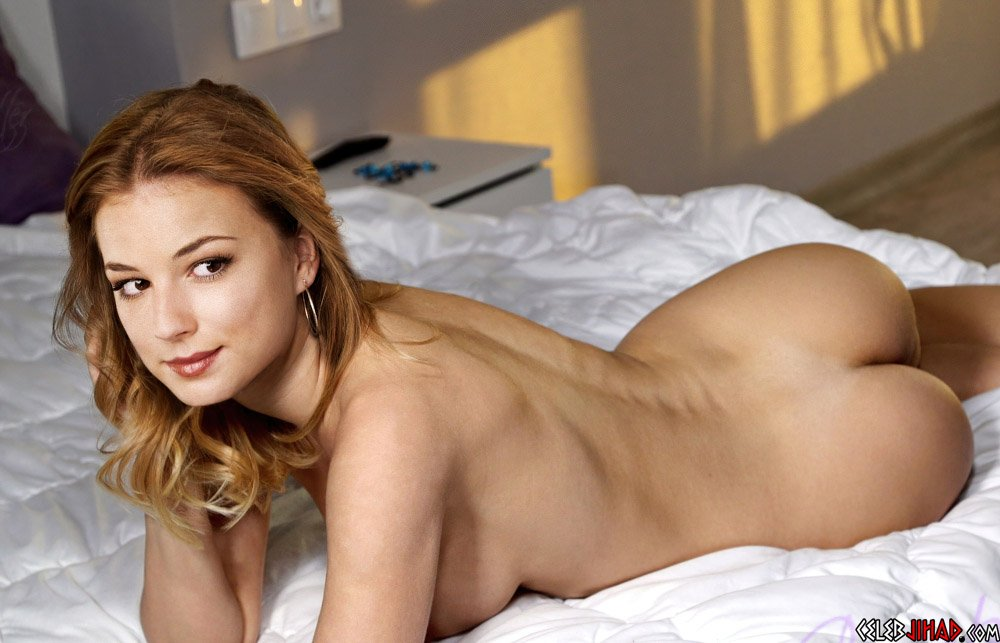 Emily VanCamp Nude Sex Tape Uncovered