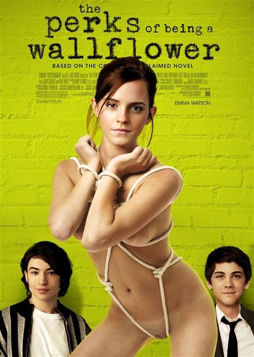 Emma Watson Nude For 'Perks of Being a Wallflower' Unrated