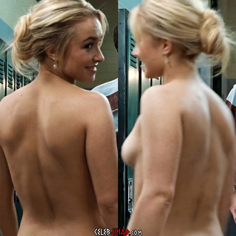 Hayden Panettiere Nude Scene Enhanced In 4K