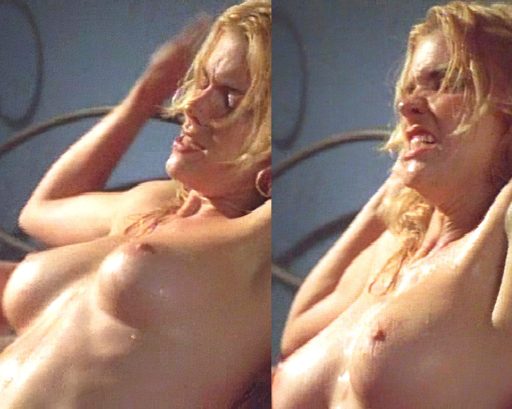 "Hudson Leick Nude Sex Scene From ""Denial"""