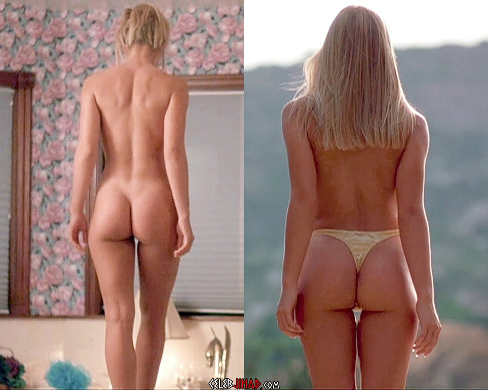 "Jaime Pressly Nude Scenes From ""Poison Ivy"" Enhanced"