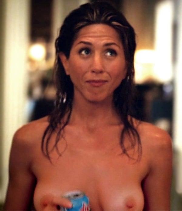 Jennifer Aniston's Banned Topless Pics