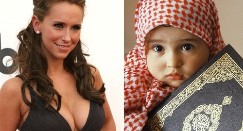 Jennifer Love Hewitt Is Pregnant With A Muslim Baby
