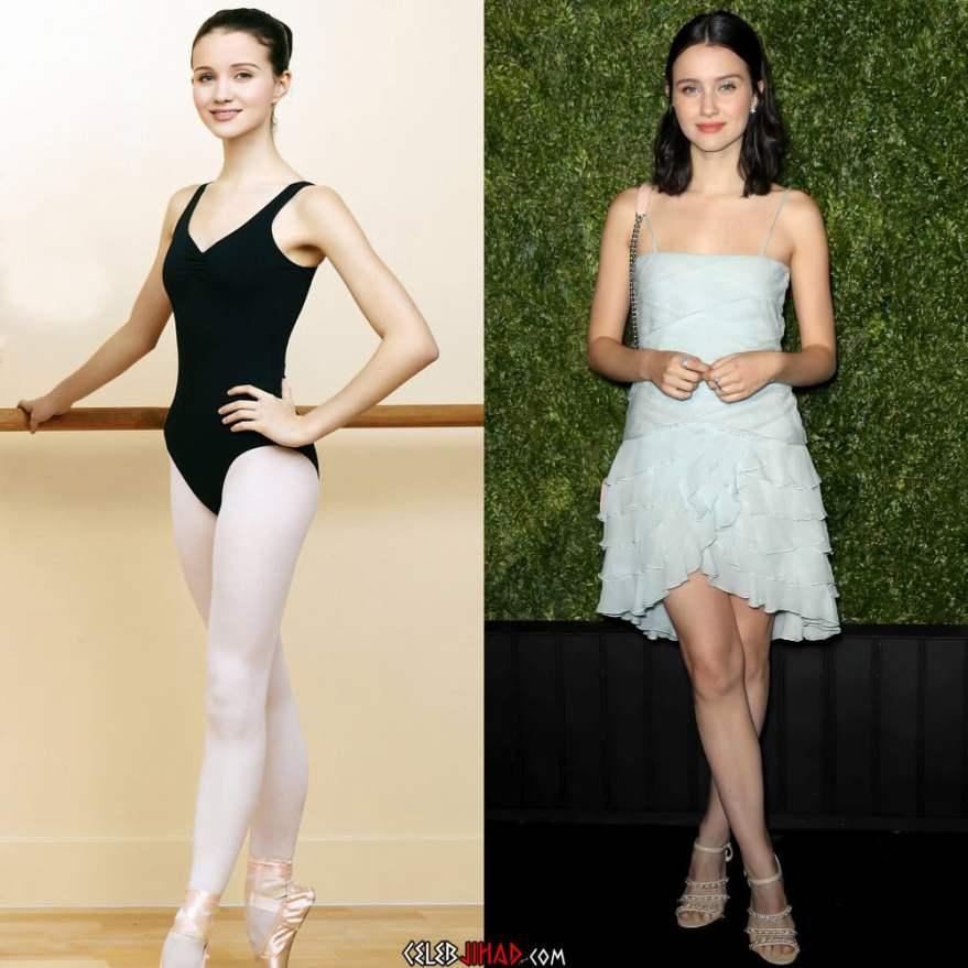 Julia Goldani Telles ballerina