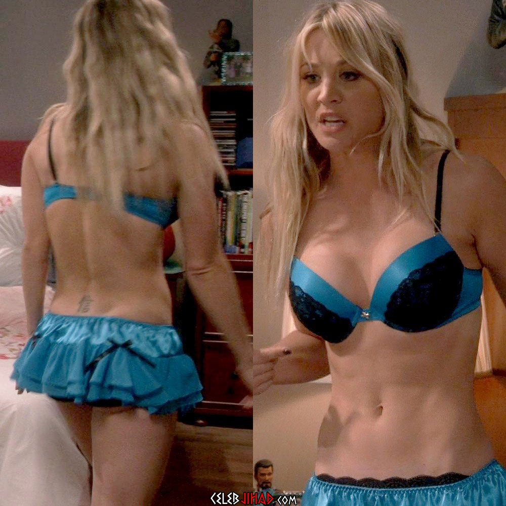 Kaley Cuoco Nude Doggy Style Sex Tape