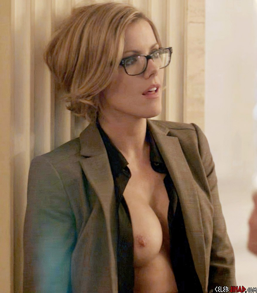 "Kathleen Robertson Nude Sex Scene Compilation From ""Boss"""