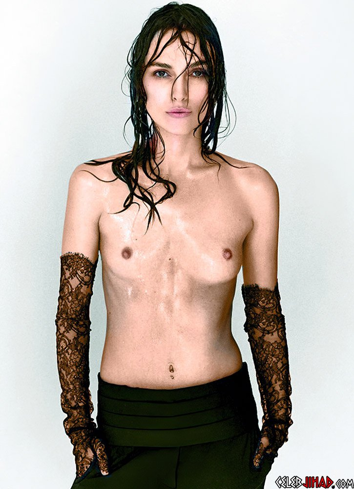 """Keira Knightley Nude Debut In """"The Hole"""" Enhanced"""