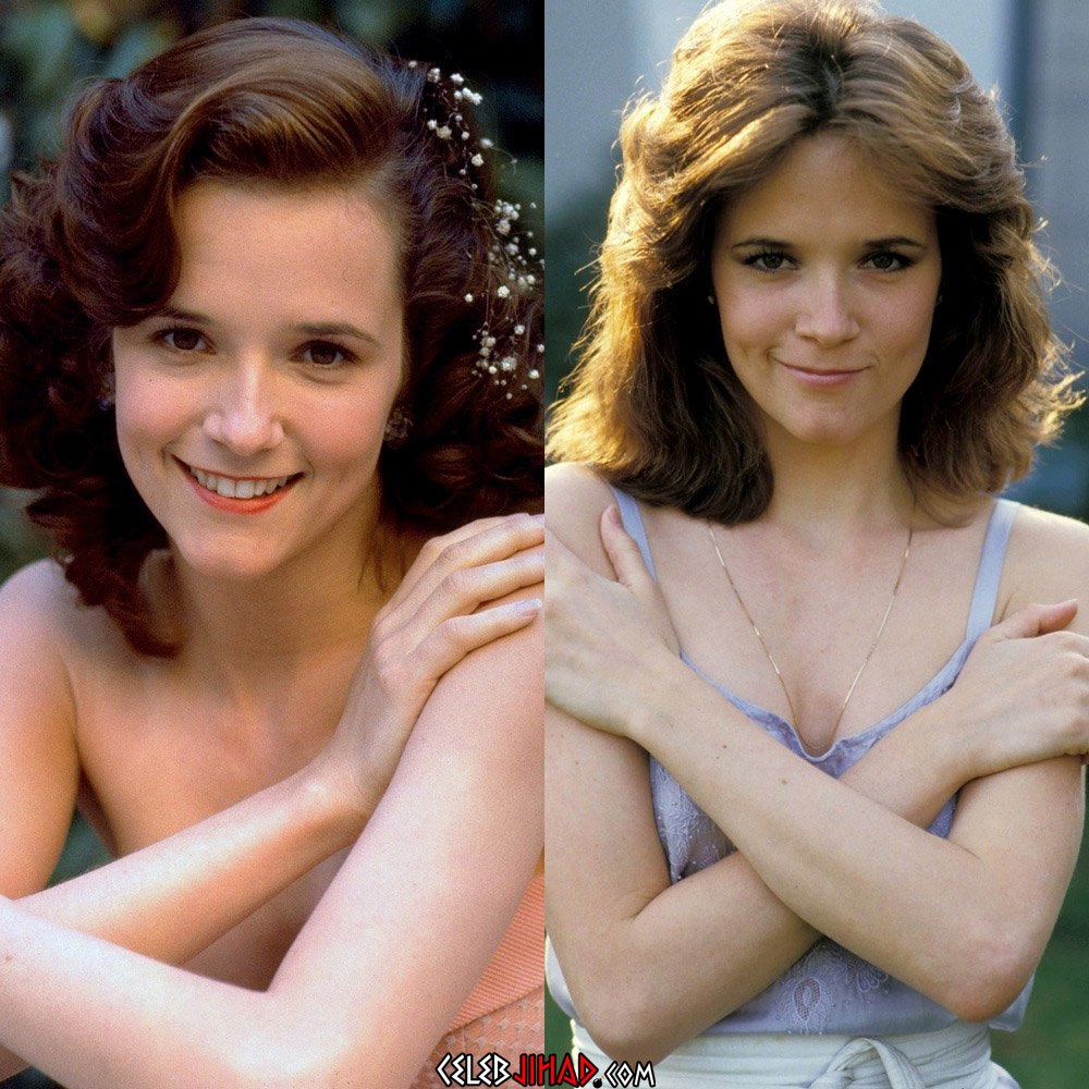 Lea Thompson Nude Compilation