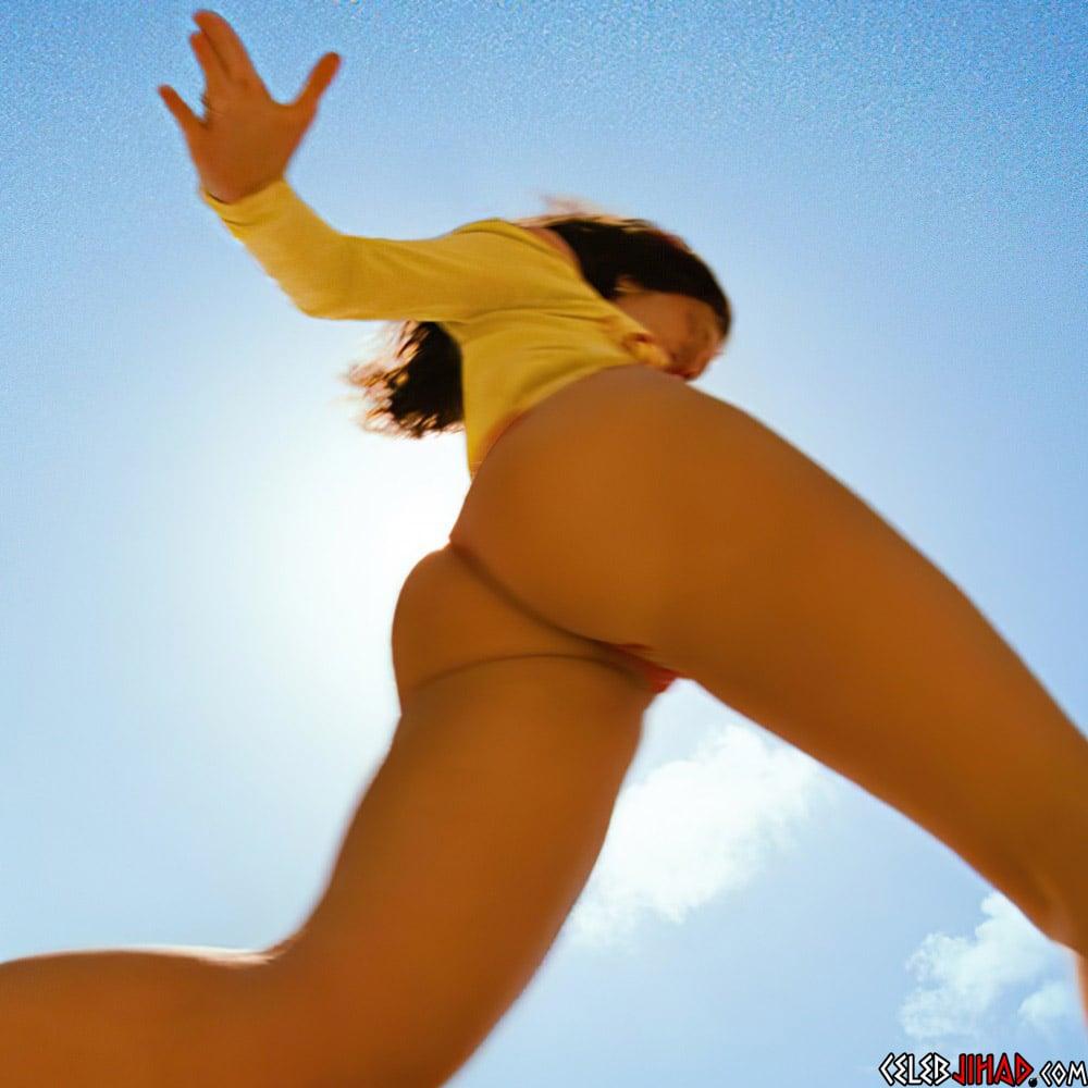 Lorde nude ass