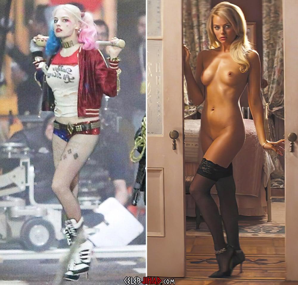 Margot Robbie Masturbation Scene Enhanced