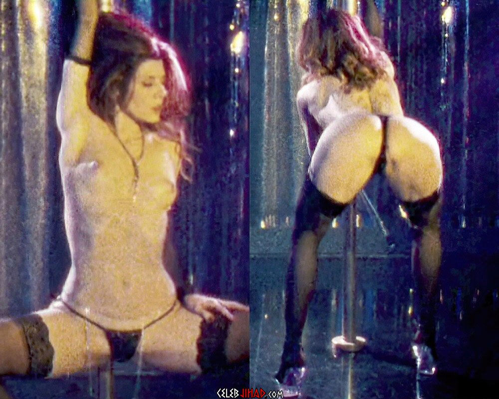 "Marisa Tomei Nude Scenes From ""The Wrestler"" Color-Corrected And Enhanced"