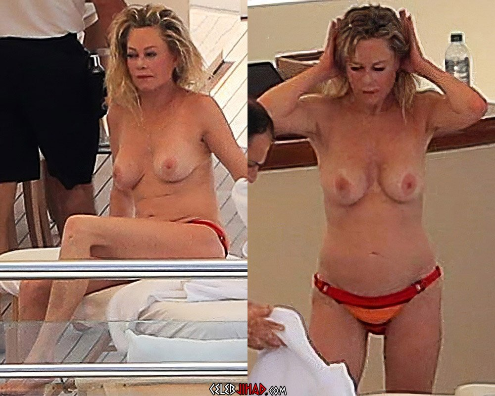 Melanie Griffith Nude Scenes Ultimate Compilation