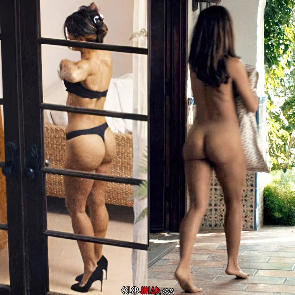 Salma Hayek Nude Ass Scenes Remastered And Enhanced