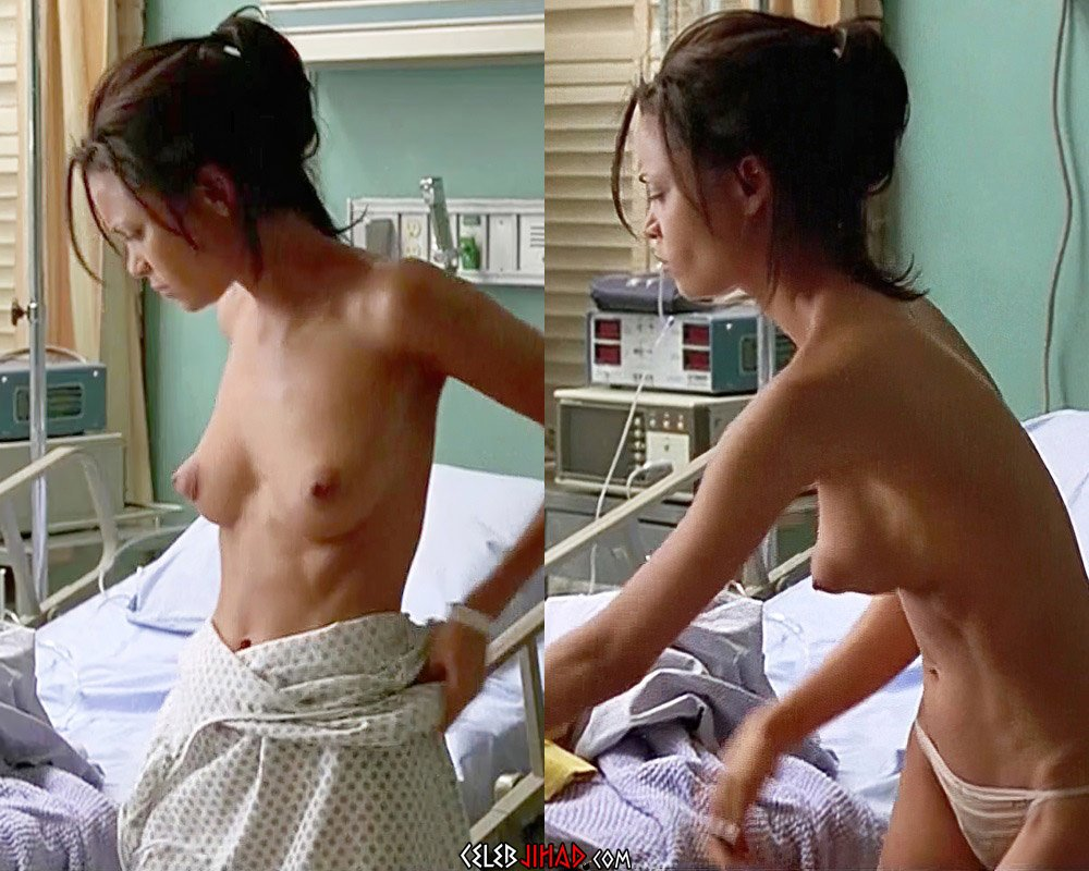 Thandie Newton Nude Titties Remastered And Enhanced