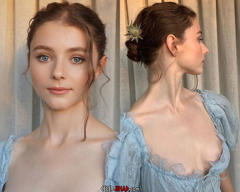 Thomasin McKenzie's Nude Debut At 19-Years-Old