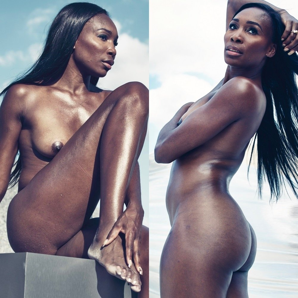 Venus Williams Nude Outtake Photos Leaked