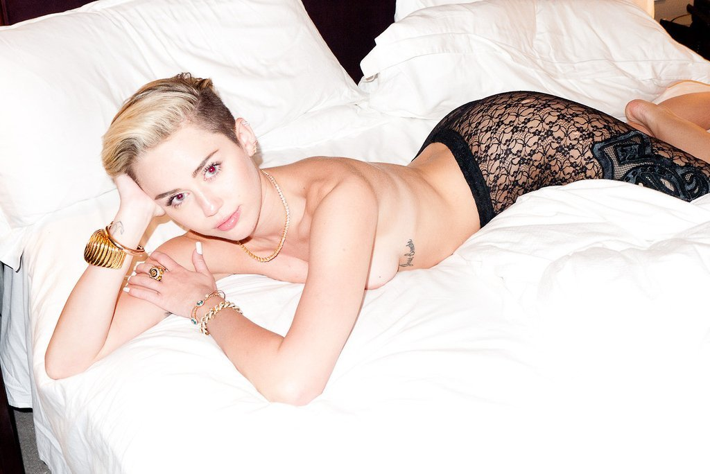 Miley Cyrus Is Trying To Get You Arrested